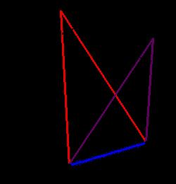 вписанные уголы опирающиеся на одну дугу