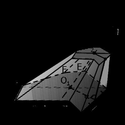 Приклад зрізаної пирамиды