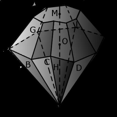 Пример бипирамиды