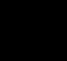 пирамида построенная на векторах